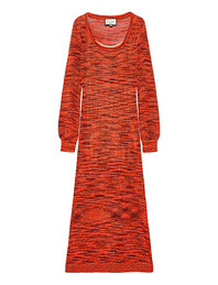ALEXIS Katico Long Saffron Red