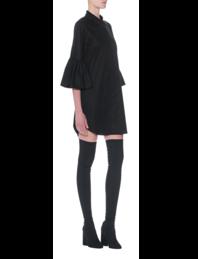 Kendall + Kylie Bell Sleeve Black