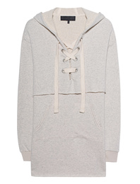 Kendall + Kylie Sweat Lacing Oatmeal