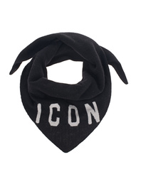 DSQUARED2 Bandana ICON Black