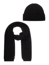 DSQUARED2 Set Ribbed Knit Black