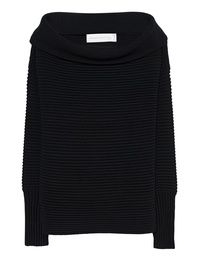 VICTORIA VICTORIA BECKHAM Off Shoulder Black