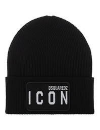 DSQUARED2 Icon Emblem Black