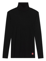 PAUL X CLAIRE Turtleneck Clean Black