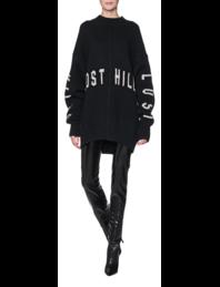 YEEZY Knit Intarsia Black