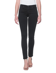 AG Jeans The Satin Stilt Super Black