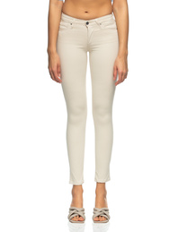 AG Jeans The Prima Light Beige