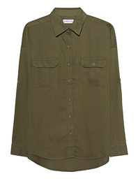SINCERELY JULES Luca Button Up Olive