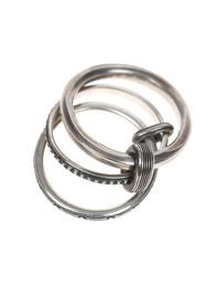 WERKSTATT MÜNCHEN Connected Trace Silver
