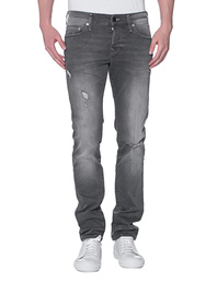 TRUE RELIGION Rocco Grey Denim Comfort