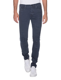 TRUE RELIGION  Rocco Patch Navy