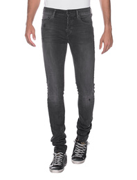 TRUE RELIGION Rocco Superstretch Black