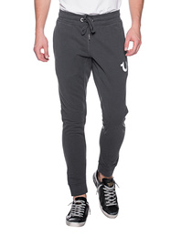 TRUE RELIGION Jogging Reflective Anthracite