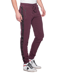 TRUE RELIGION Stripe Jogging Bordeaux