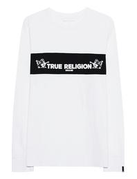 TRUE RELIGION Logo TR White