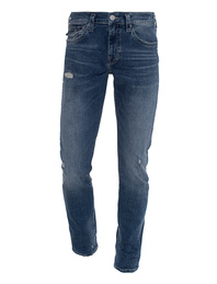 TRUE RELIGION Geno Relaxed Slim Navy