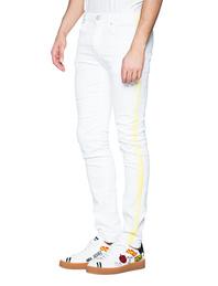TRUE RELIGION Rocco Yellow Off White