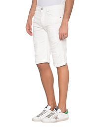 TRUE RELIGION Rocco Short White