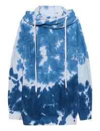 TRUE RELIGION Batik True Solid Blue