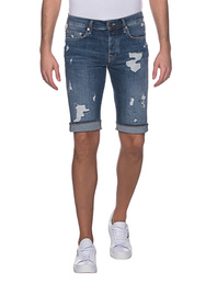 TRUE RELIGION Rocco Short Blue