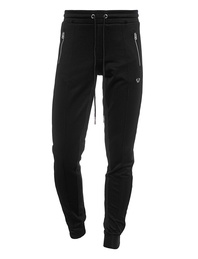 TRUE RELIGION Jogging Stripe Black