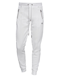 TRUE RELIGION Jogging Stripe Off-White