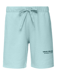 TRUE RELIGION Organic Cotton Short Celestial Light Blue
