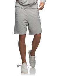 TRUE RELIGION Basic Logo Short Light Grey