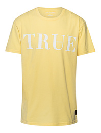 TRUE RELIGION True Light Yellow