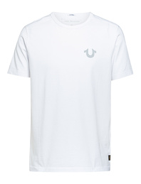 TRUE RELIGION Organic Cotton Logo White
