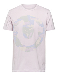 TRUE RELIGION Organic Cotton Camo Lilac Marble