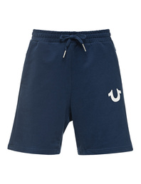 TRUE RELIGION Short Logo Navy