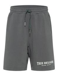 TRUE RELIGION Jogging Front Logo Anthracite
