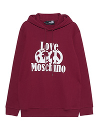 LOVE Moschino Print Love Red