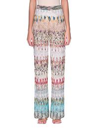 MISSONI Net Trouser Multicolor