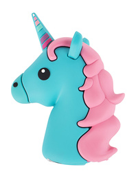 Moji Power Unicorn Turquoise