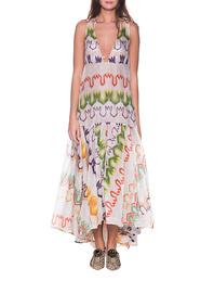 MISSONI MARE Long Cover Up Dress Multicolor