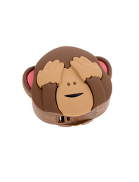 Moji Power Powerbank Monkey Double Face