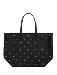 RED VALENTINO Shopper Star Studs Black