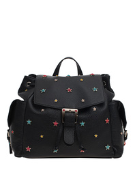 RED VALENTINO Multi Stars Studded Nero