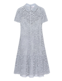 RED VALENTINO Lace Light Grey