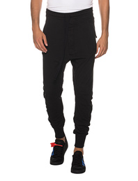 THOM KROM Jogging Cotton Black