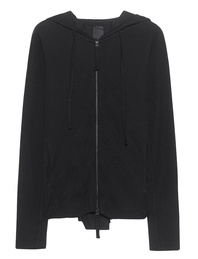 THOM KROM Zip Up Black