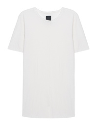 THOM KROM Basic Long Off White