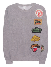 MadeWorn The Rolling Stones Patch Sweat