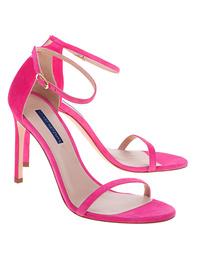 STUART WEITZMAN Heel Flamingo Pink