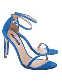 STUART WEITZMAN Heel Royal Blue