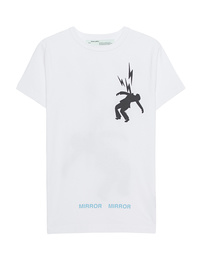 OFF-WHITE C/O VIRGIL ABLOH Flash Tee White