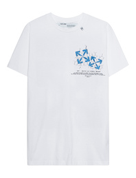 OFF-WHITE C/O VIRGIL ABLOH Slim Fence Arrow White
