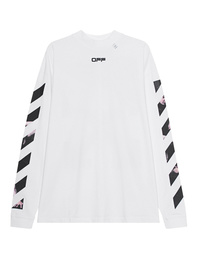 OFF-WHITE C/O VIRGIL ABLOH Caravaggio Oversized White